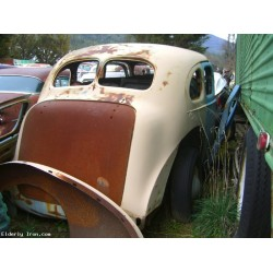 1937 Packard 4 Door Project