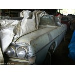 1968 Fairlane Convertible Barn Find!