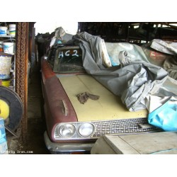 1963 Galaxie Convertible Barn Find!