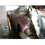 1955 Ford 2 Door Hard Top Barn Find!