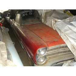 1965 Galaxie Convertible 25,000 Mile Barn Find!