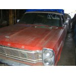 1966 Galaxie Convertible Barn Find!