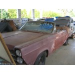 1966 Fairlane Convertible Barn Find!