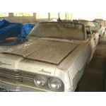 1967 Mercury Convertible Barn Find!