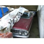 1964 Galaxie 2 Door Hard Top Barn Find!