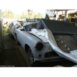 1955 Thunderbird with Convertible and Hard Top Barn Find!