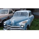 1950 Plymouth 4 Door