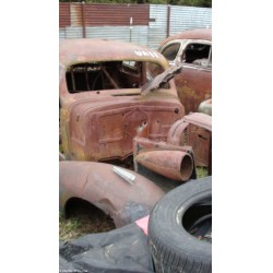 1938 Buick 4 Door Shell