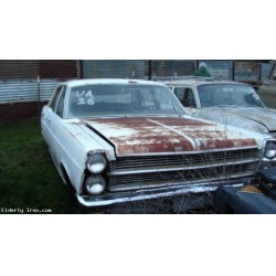 1966 Ford Failane 4 Door