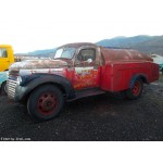 1942 GMC Short Wheel Base Fuel Truck