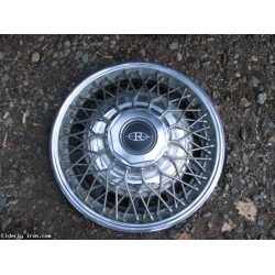 1985 Buick Riviera Wire Wheel Covers With Key